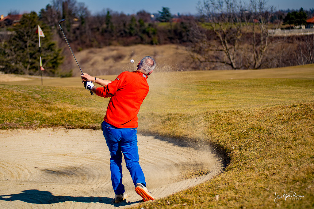 2016-3 Golf e il movimento