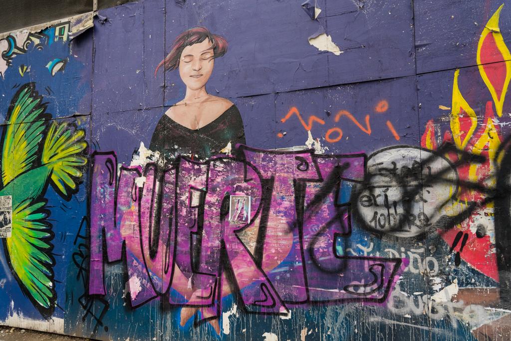 provacile-11 Murales a Santiago