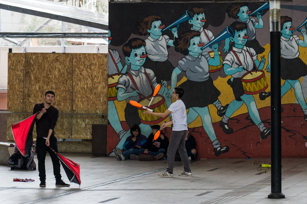 provacile-12 Murales a Santiago