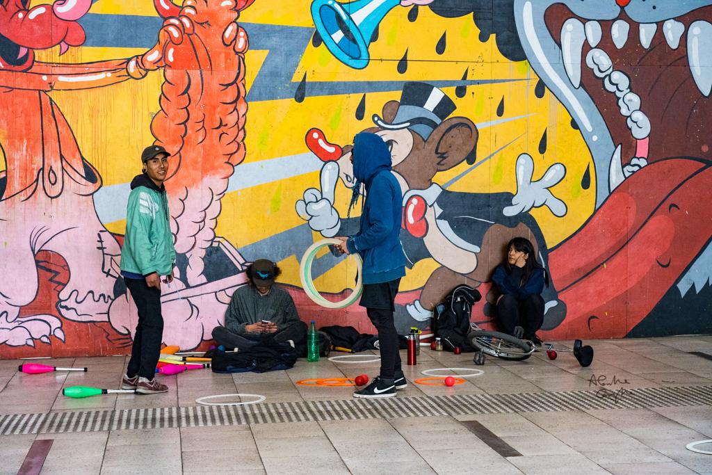 provacile-14 Murales a Santiago