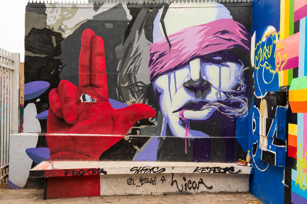 provacile-9 Murales a Santiago