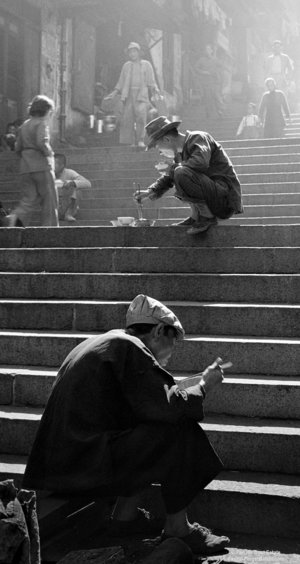 Lunch FAN HO     Il primo street-photographer